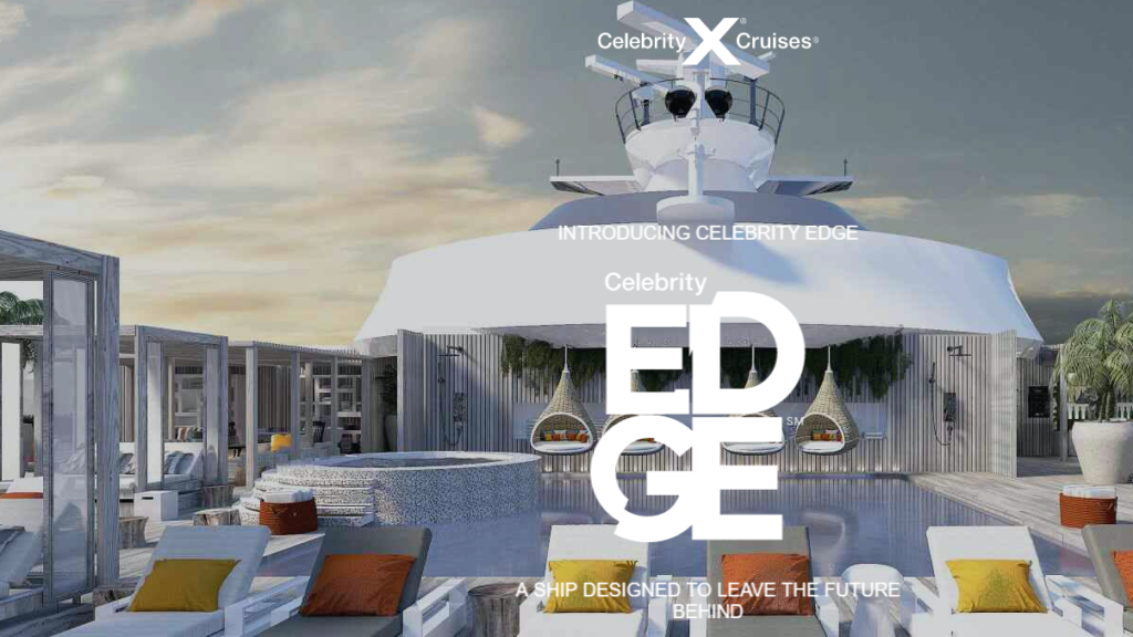 Brand New Ship - Celebrity EDGE - Jan. 6th - 13th, 2019