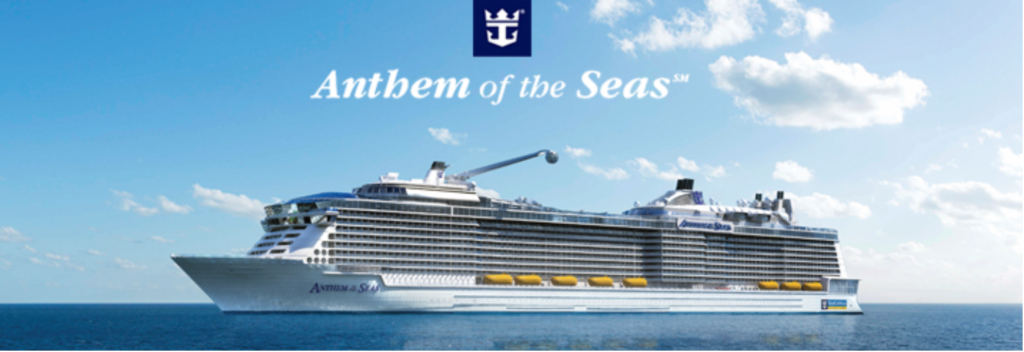 Anthem of the Seas - May 17th - 25th, 2018