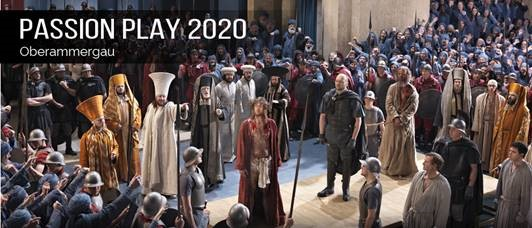 Oberammergau Passion Play 2020 with Highlights of Germany Tour - Sept 16th, 2020