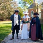 Colonial Williamsburg and The Greenbrier!  Sept. 9th - 15th, 2018